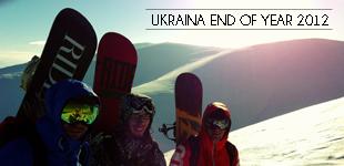 Silvestr na Ukrajine